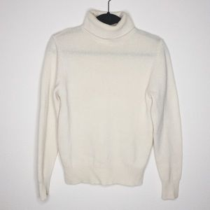Neiman Marcus | 100% Cashmere Turtleneck Sweater